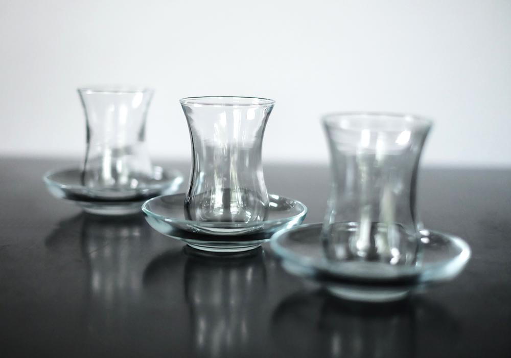 ガラス  チャイグラス